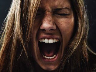 Yes just like children, adults can throw temper tantrums too. Image: iStock