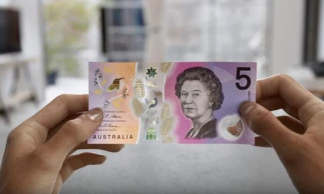 Mum NEVER spends her $5 notes and saves $37,000