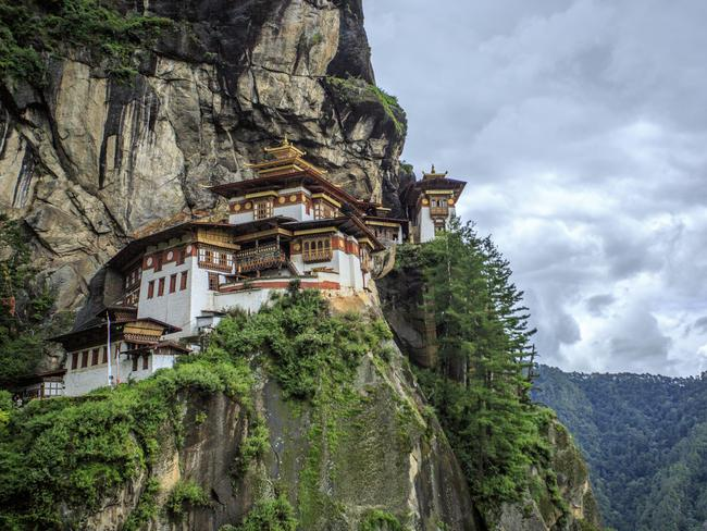"""Bhutan is another nation going for the """"quality over quantity"""" approach to tourism."""