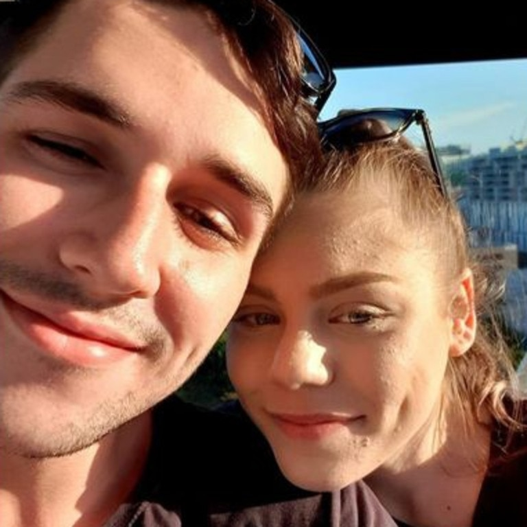 Ashleigh described marrying Jason as her dying wish. Picture: Supplied.