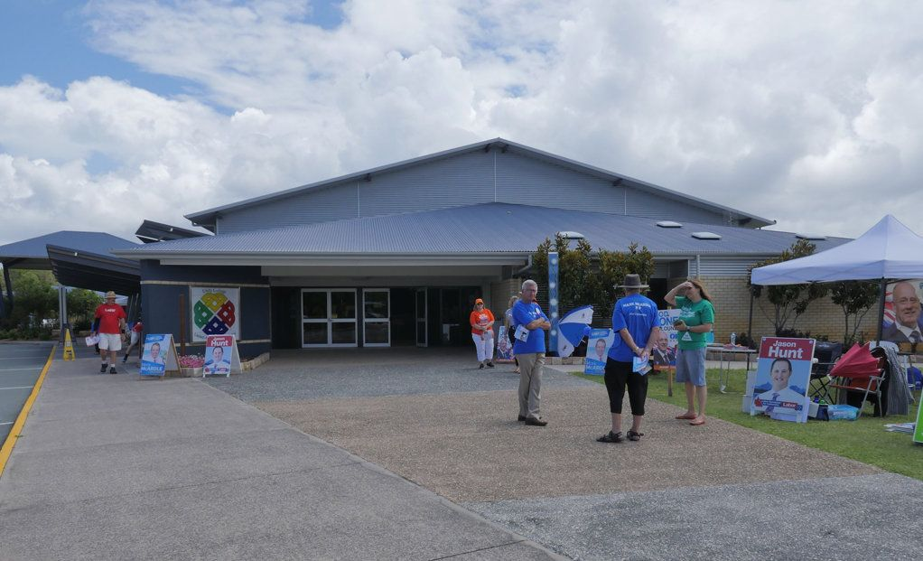There's no waiting in line at Unity College in Caloundra. Picture: Danielle Ford