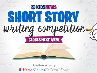 Kids News Short Story writing competition closes next week artwork