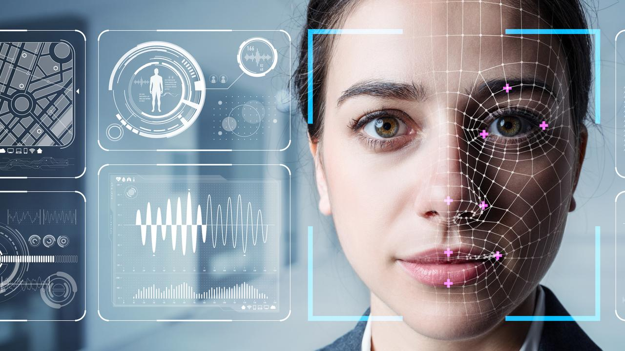 Authentification by eye recognition could be the passport of the future.