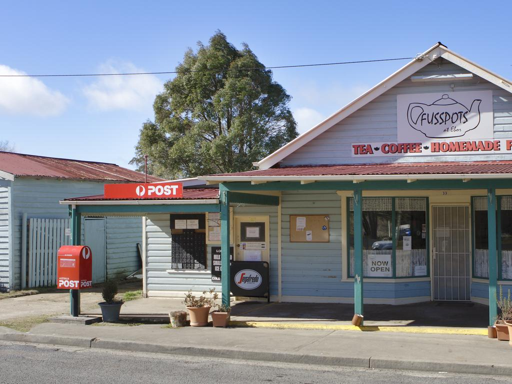 Australia Post chief executive Christine Holgate said a stamp price increase would help keep community post offices open. Picture: Supplied