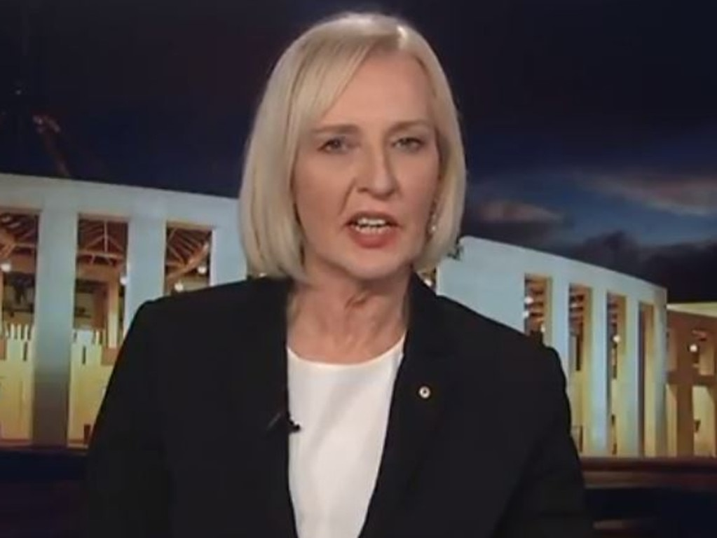 Both he and Cate McGregor say the ABC has intentionally put them on the panel.