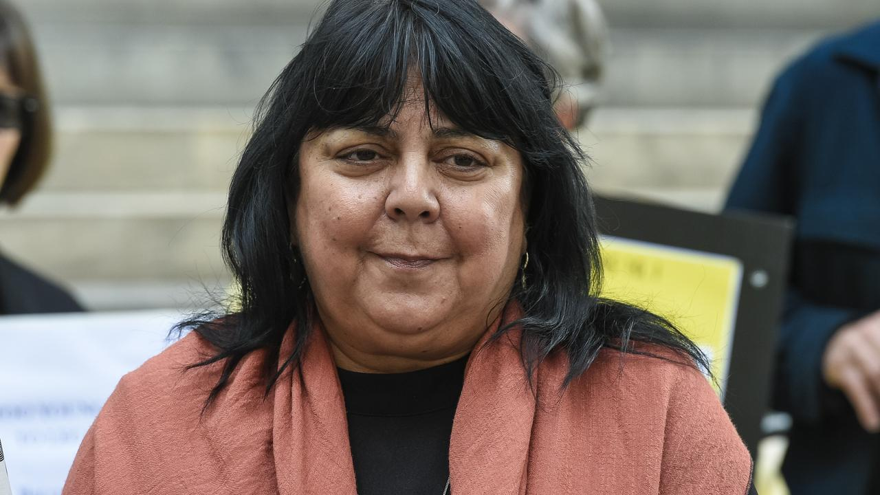 Change the Record co-chair Cheryl Axleby has called for immediate action. Picture: Roy VanDerVegt / AAP Image