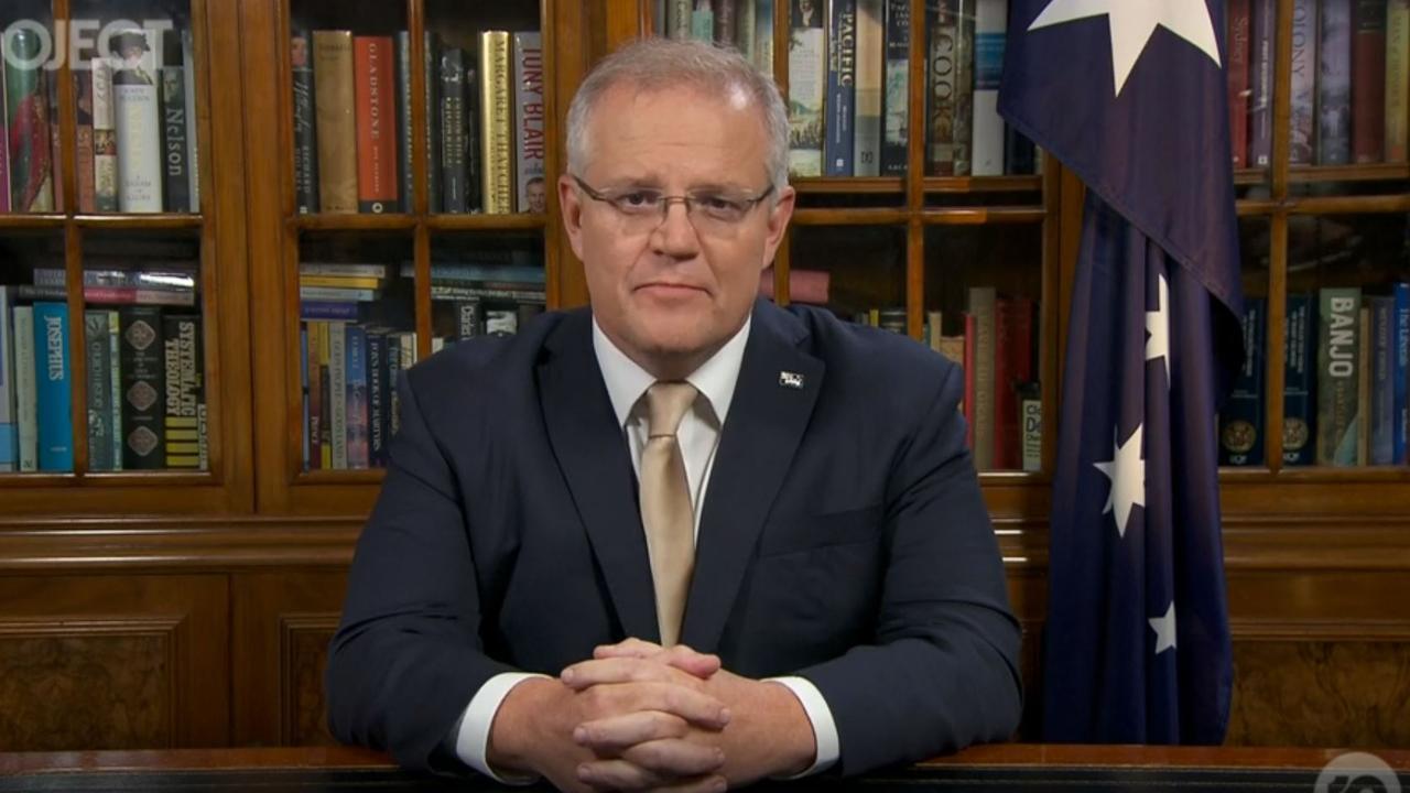 "Scott Morrison won last year's election because of Labor's ""identity crisis""."