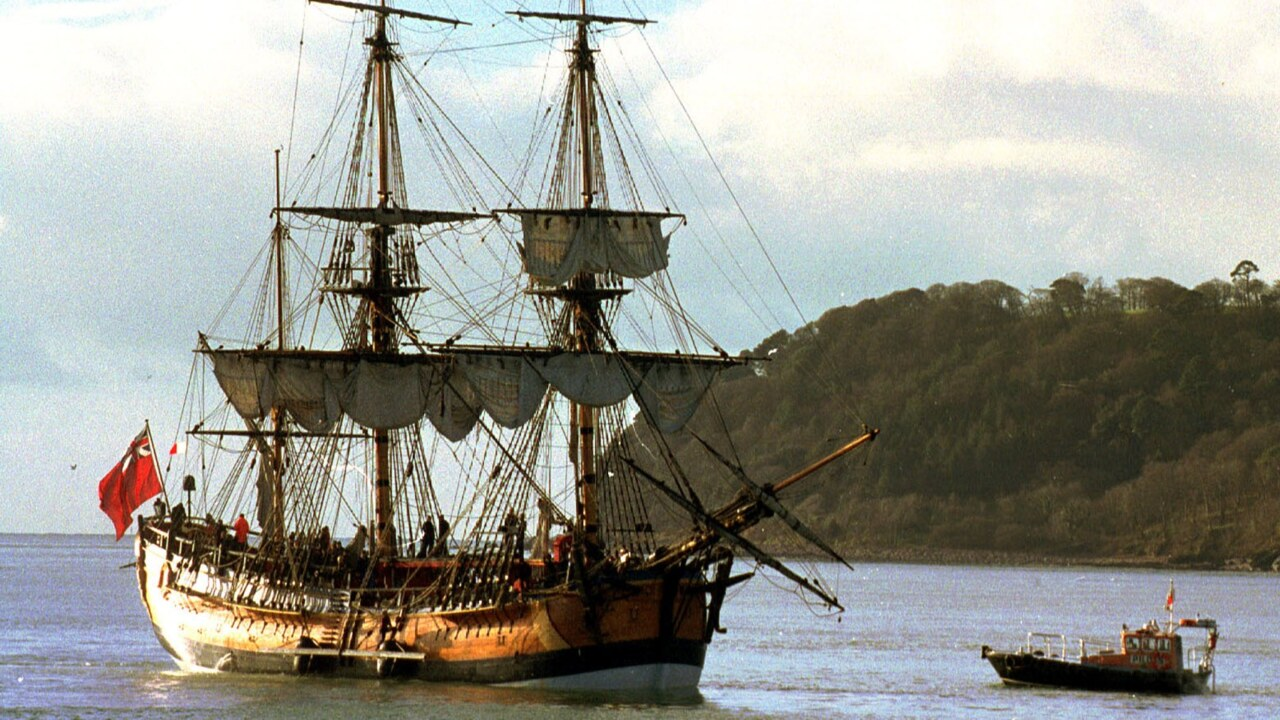 Captain Cook's Endeavour may have been located in the US