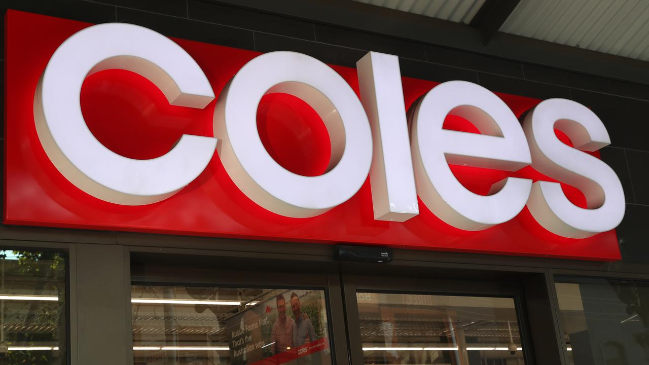 Coles product pulled from shelves
