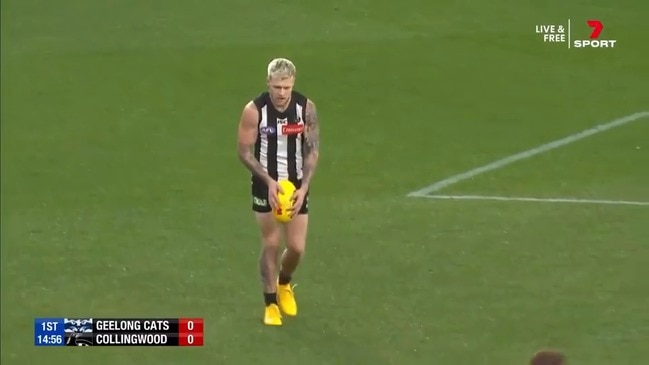 McAvaney apologises for 'hiccup' De Goey comment (7 Sport)