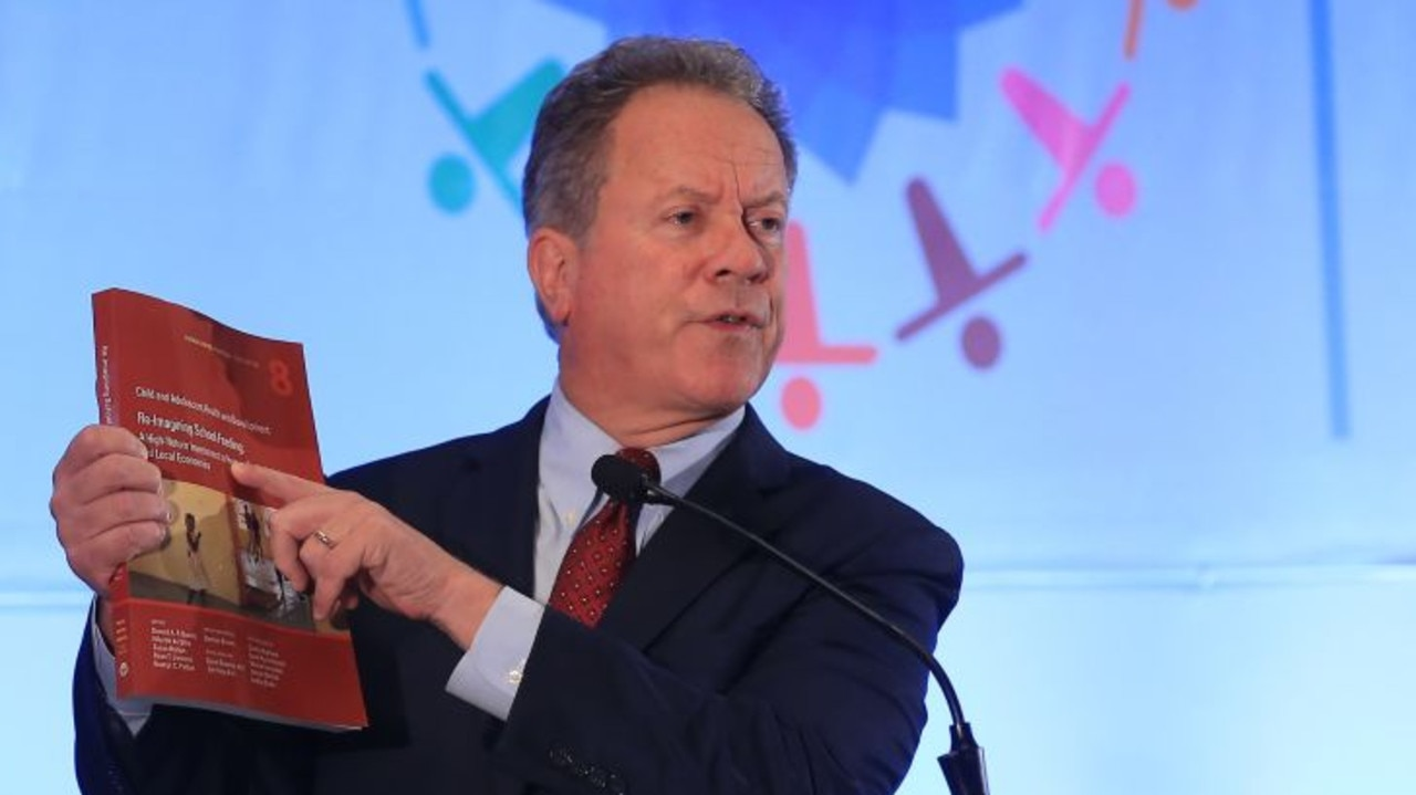 World Food Programme chief David Beasley, shown in 2018, had stark words on Friday. Picture: Yassine Gaidi/Anadolu Agency/Getty Images.