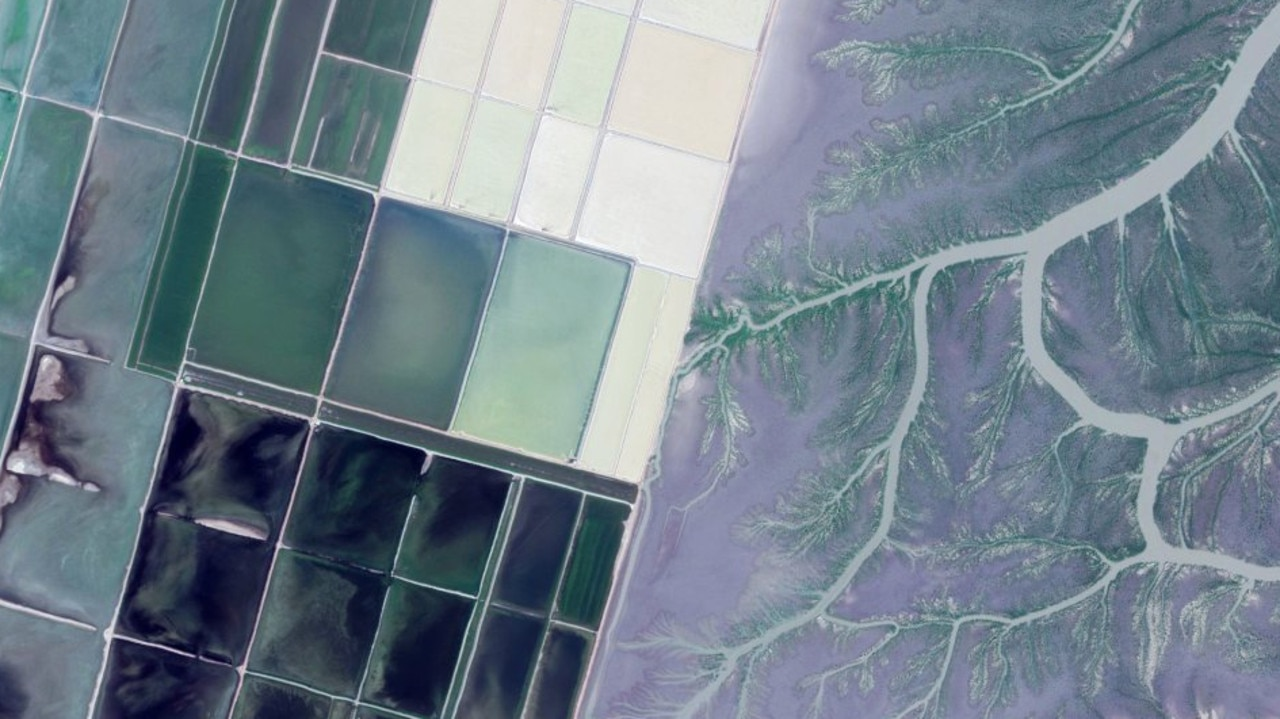 Google Earth captures incredible satellite photos of Earth from space