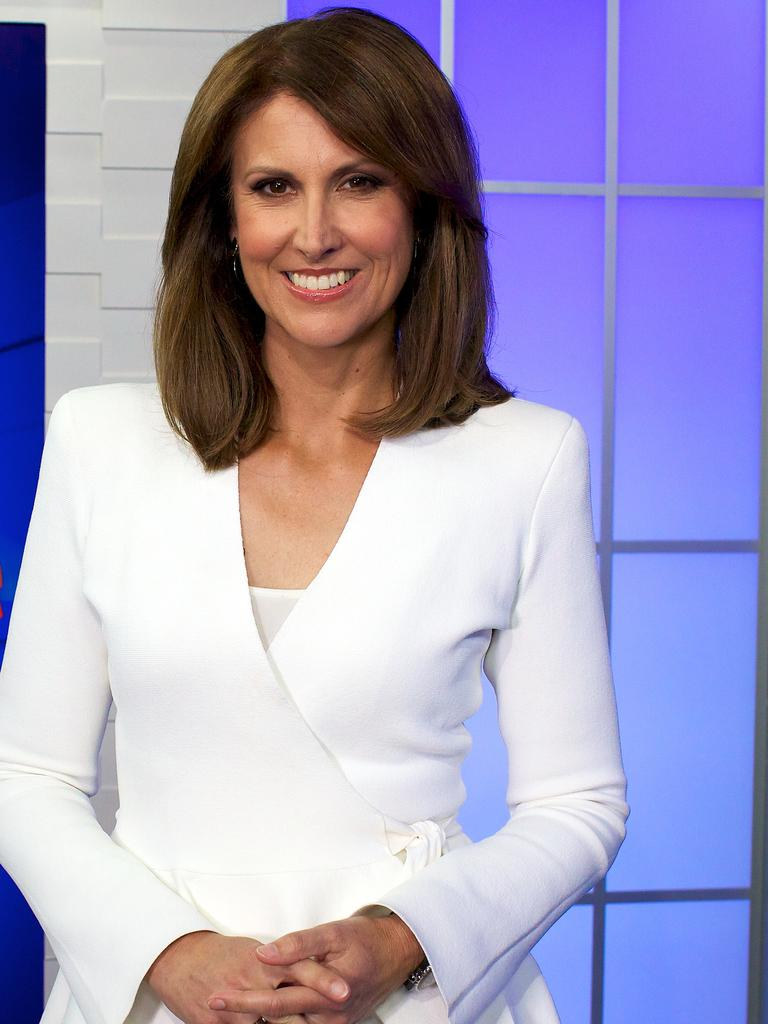 She's become one of morning TV's most familiar faces. Supplied: Ch 7