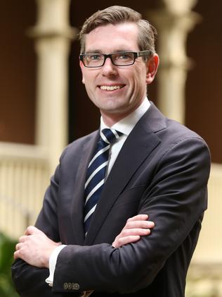 NSW Treasurer Dominic Perrottet is the accused's brother.
