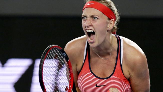 Surgeons have told Petra Kvitova that she has a chance of playing again within six months.