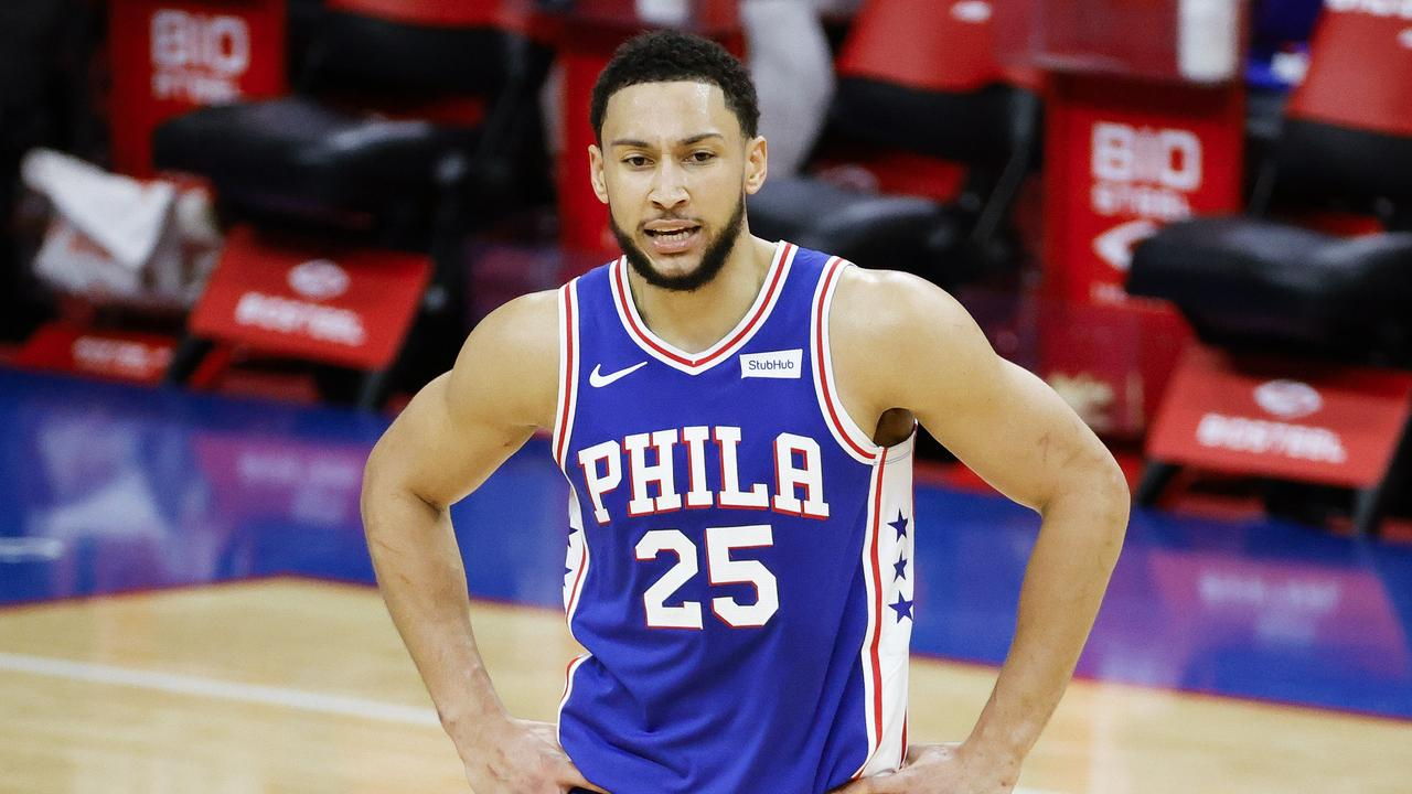 Ben Simmons had a big night, but it wasn't enough for the 76ers.