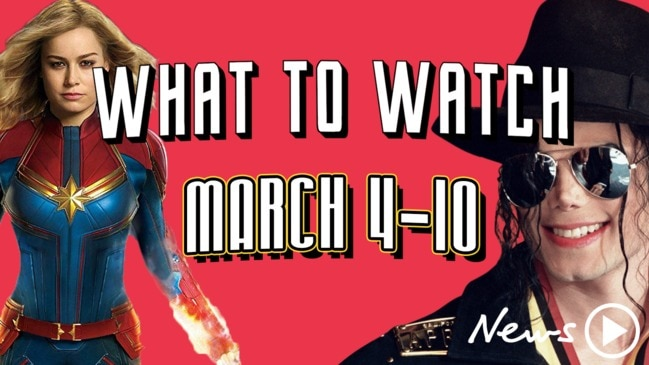 What to Watch on TV, streaming and in cinemas - March 4 - 10