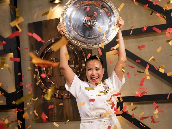 MasterChef Australia winner Diana Chan. Picture: Ten