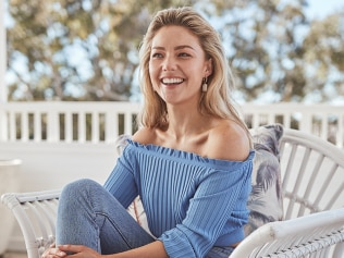 Sam Frost has battled through depression and anxiety for years. Photographer: Jason Ierace.