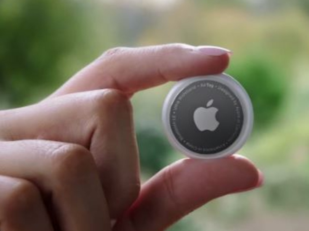 Apple Air Tags. Picture: Apple