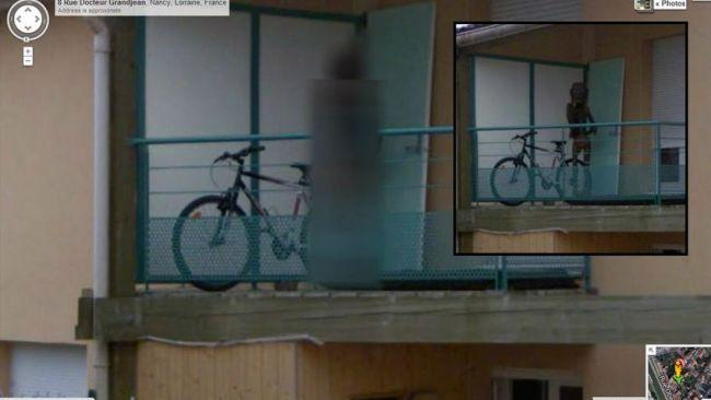 Reddit user karma_companion found this strange picture of a thin figure standing on a balcony in France. Many people decided the figure was simply a tiki statue, but weirdly, Google has since blurred out the image, prompting paranormal enthusiasts to question the (fairly rational) explanation for the image.