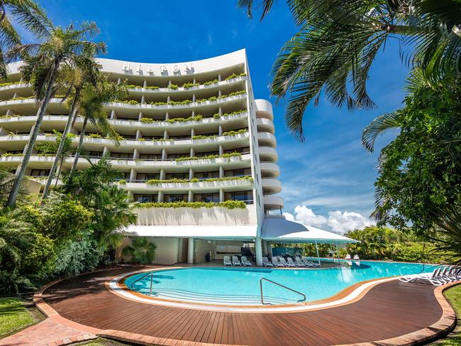 Cairns, QLD4-day package, $599 (for two)Get away to Tropical North Queensland for three nights staying at the five-star Hilton Cairns from $599 for two adults. Stay in a King Deluxe Waterview Room metres from the esplanade and reef terminal – the gateway to the Great Barrier Reef. The price includes breakfast daily, cheese and wine on arrival, parking and more. Bookings via Trip-a-Deal