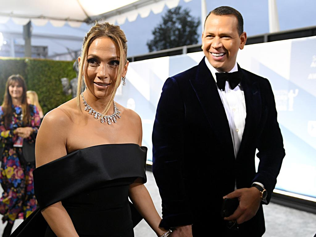 Jennifer Lopez and Alex Rodriguez could be team owners.