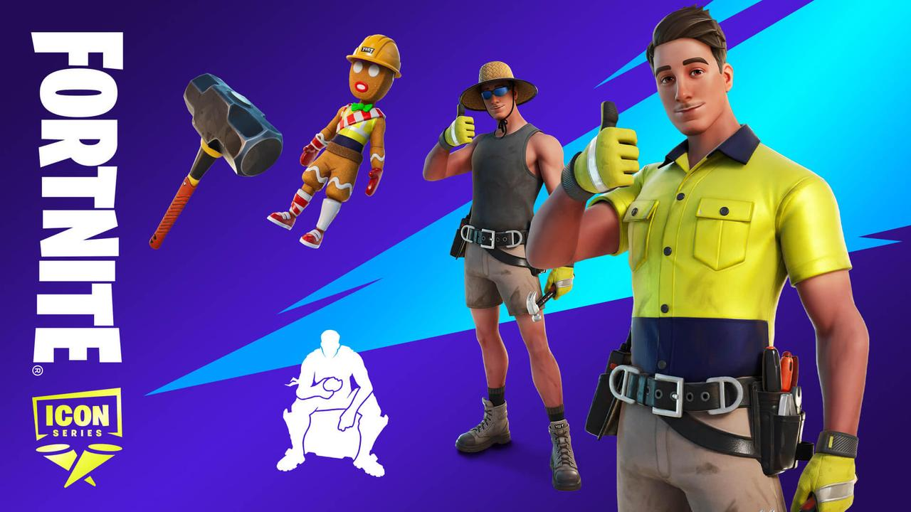 Lazarbeam has been honoured with his own in-game Fortnite skin.