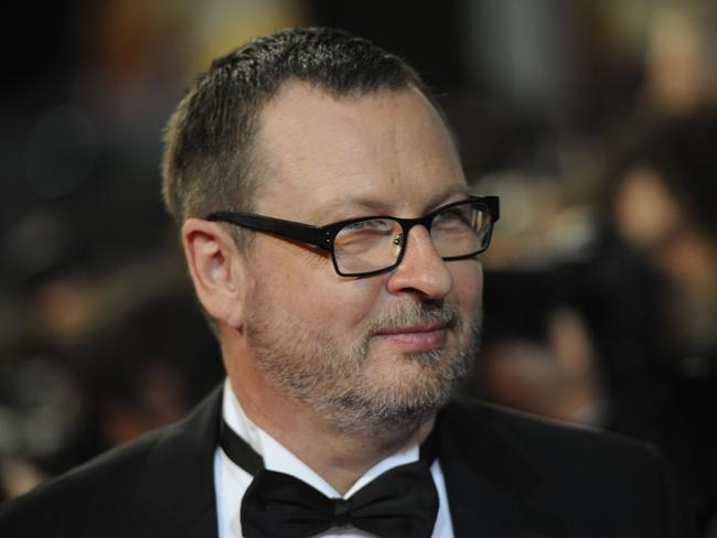 Danish director Lars Von Trier was accused by Bjork of touching her without her consent.