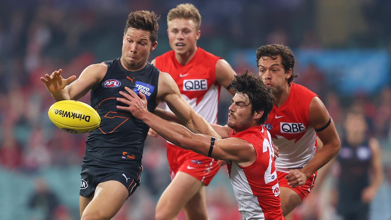 The two Sydney teams are heading to Victoria. (Photo by Mark Kolbe/AFL Photos/Getty Images)