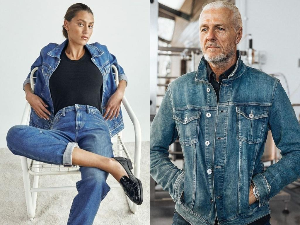 Meghan Markle has been seen in the Aussie brand's denim multiple times. Picture: Instagram.