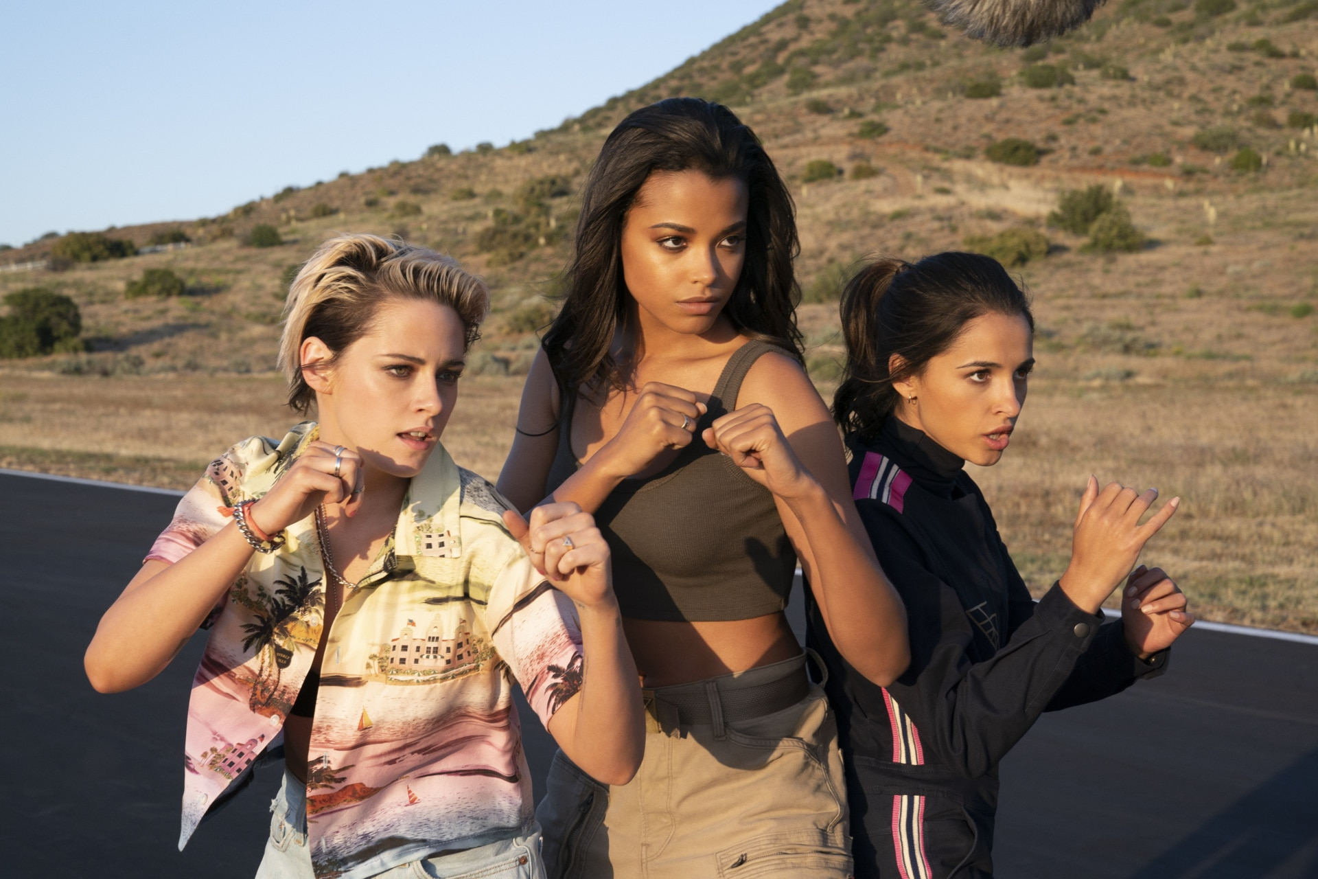 Your first look at the Charlie's Angels reboot is here