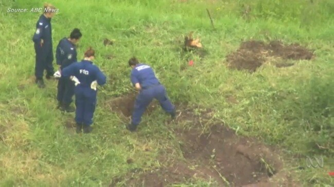 Police dig Christian sect properties for baby bodies