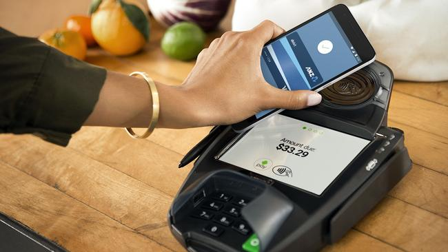Google's mobile payment platform, Android Pay, will be available to use in Australia from today.
