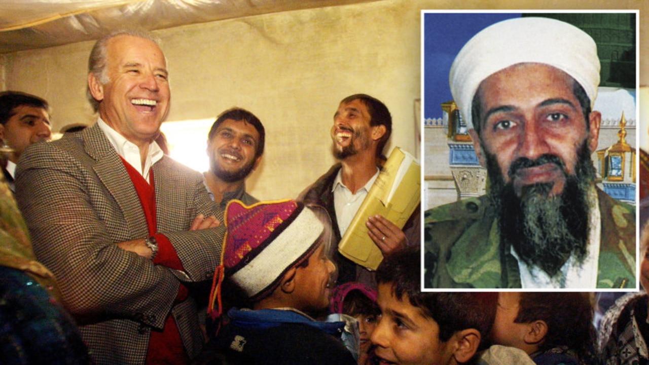 Osama bin Laden thought that Joe Biden would lead America into a crisis.