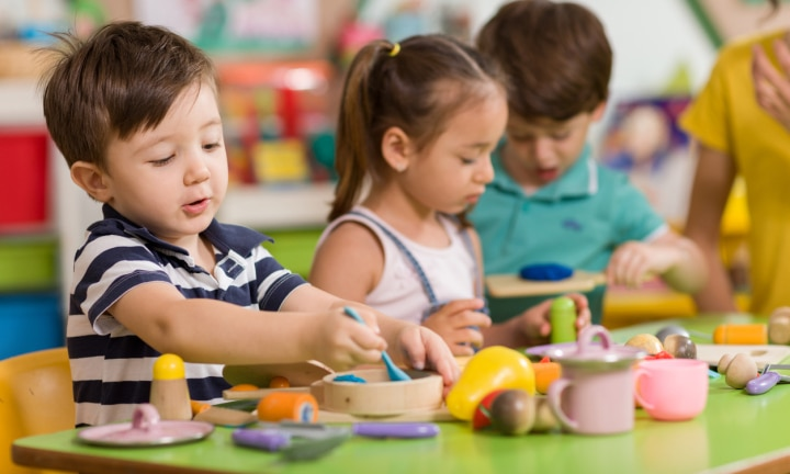 Five things that make a great early childhood educator