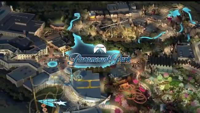 Paramount Park.
