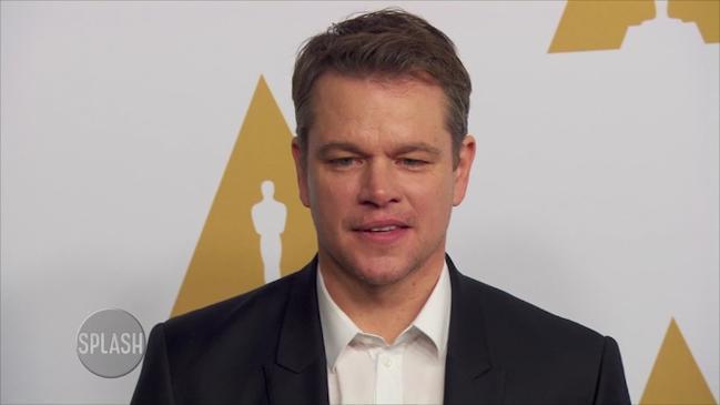 Matt Damon denies he tried to kill Harvey Weinstein story