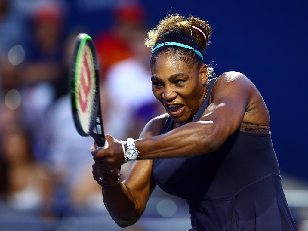Serena Williams. Picture: Vaughn Ridley/Getty Images/AFP