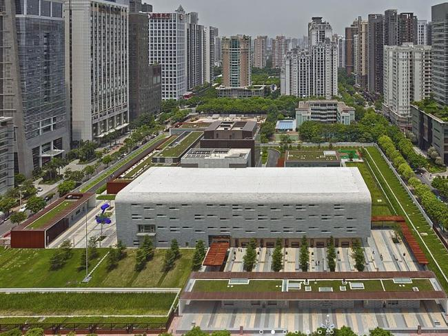 The US Consulate is located in Guangzhou, Southern China. Picture: US State Department