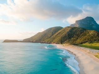 ESCAPE Lord Howe Island Supplied