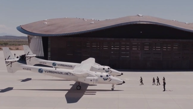 Virgin Galactic opens doors to the 'Gateway to Space'