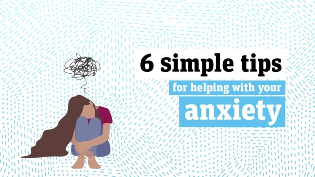 Let's Make Some Noise: 6 tips to help deal with anxiety