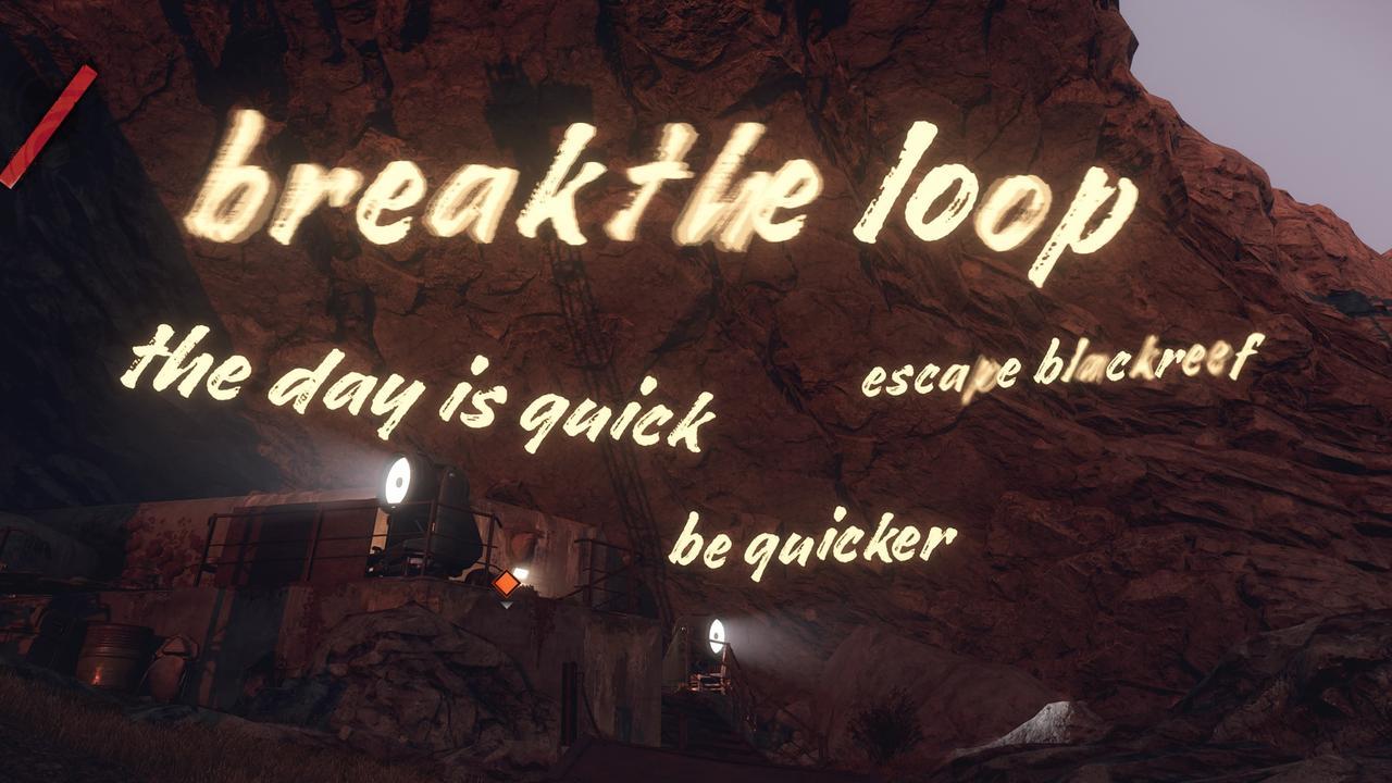 Deathloop is like a game of inverted Cluedo.
