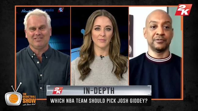 The Basketball Show: Josh Giddey to Golden State a good fit?