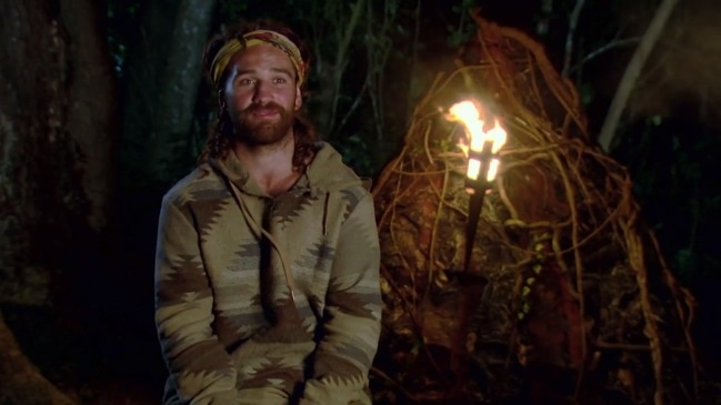 Survivor star John's final words