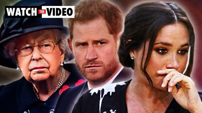 Meghan and Harry's 'sad tactic' against royal family
