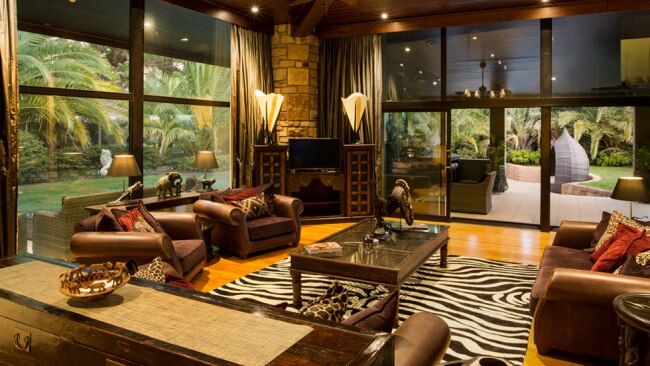 uShaka Lodge will instantly transport you to Africa. Picture: Supplied