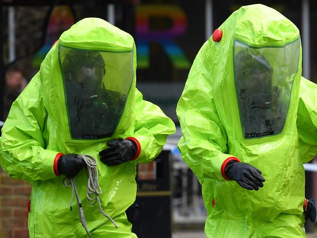 The Salisbury nerve agent attack has led to tough new laws being proposed.