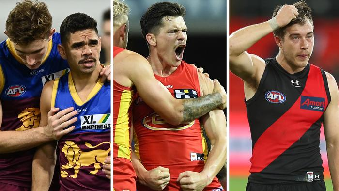 Which AFL teams will rise and fall in the 2021 season?